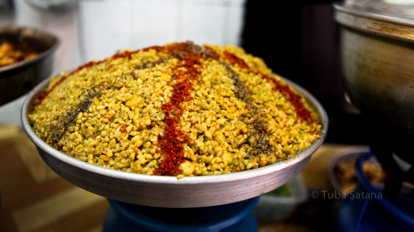 Know your(my) bulgur! Episode I... - Istanbul Food