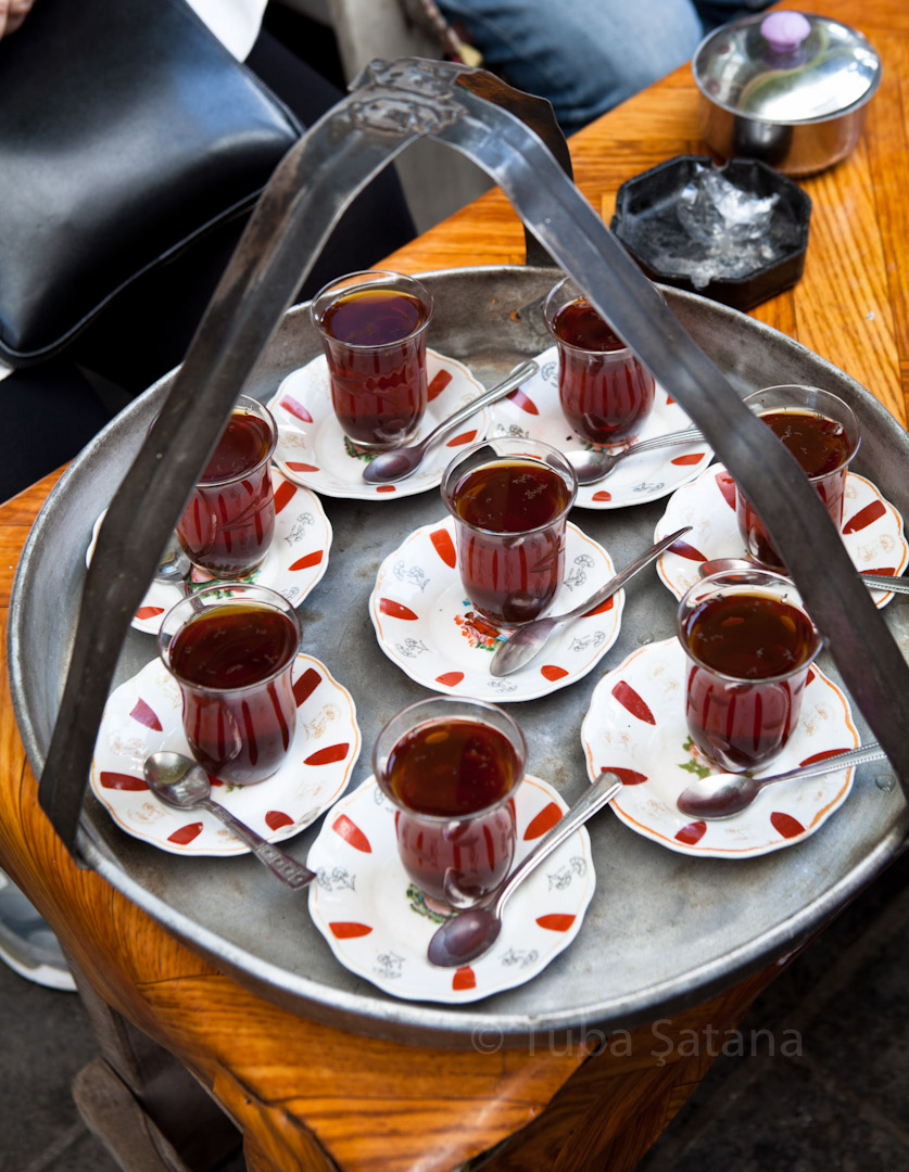 Turkish tea, Kars, Tuba Şatana