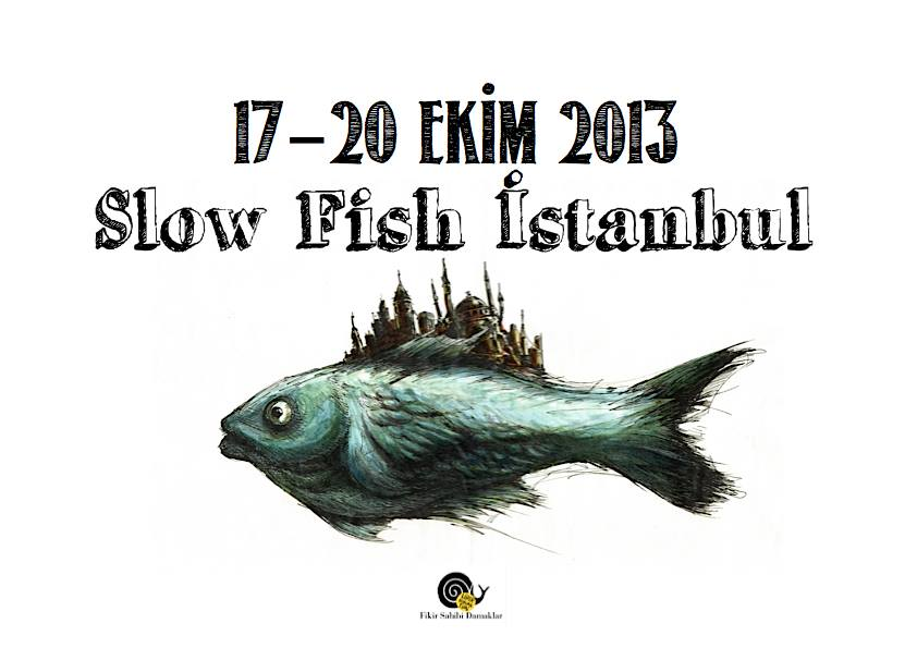 slow fish 2013, by Emir Uslu