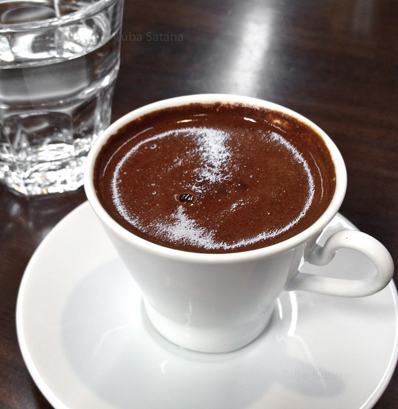 Turkish coffee, Tuba Şatana