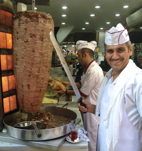 Where To Eat The Best D 246 Ner Kebab In Istanbul Istanbul Food